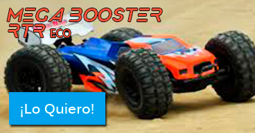 Hong Nor Mega Booster brushless RTR